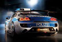 Police Car  / by Federico P.