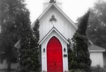 Churchs / by Wanita Gowen