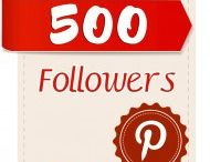 Buy Pinterest followers / Scouting around for a site to buy Pinterest followers from? What more can we offer than cheap prices, instant delivery and fully secure purchase?