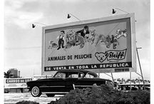 Juan Moreira / Serie de fotografías de vallas publicitarias en La Habana de antes de la revolución de 1959, realizadas por el consagrado artista cubano Juan Moreira. / Series of photographs of billboards in Havana before the revolution of 1959, conducted by the dedicated Cuban artist Juan Moreira.
