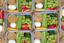 lunch ideas and snacks