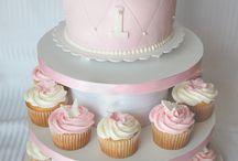 Ansley's 1st Birthday
