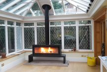 Home Wood Stove Installations