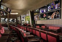 Vegas - Places to watch games