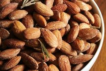 Almonds world....Tasty and Healthy!