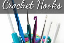 Crocheting / by Connie Dortch