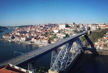 Porto / De mooiste foto's van Porto in Portugal. Foto's van bezienswaardigheden, musea, gebouwen en parken in Porto