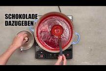 DIY Videos - Tutorials / DIY Tutorials, Videos mit Schritt für Schritt Anleitungen zum Einkochen und Backen