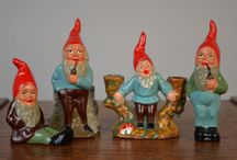 Trpaslíci, skřítci (Gnomes and Elves)