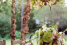 Garden & Flowers decorations