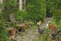 kis ház kert