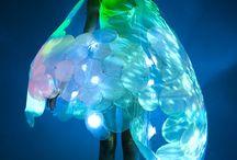 vêtement lumineux