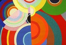 Artist and designers: delaunay