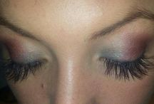 Eyelash Extensions / Individual Eyelash Extensions done at Lash Central
