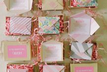 Party Invitations. Girls. / A collection of fabulous invitations