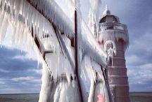 Lighthouse: South Haven, Mi