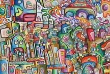 Wall art / by Lynn