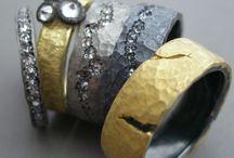Wedding Bands / Inspiration for wedding ringd