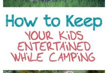 Games and entertainment for outdoor kids