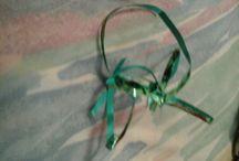ribbon / a ribbon