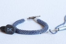 Crochet perles