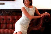 sukienka muszelki