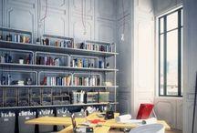 Studio Spaces I Covet