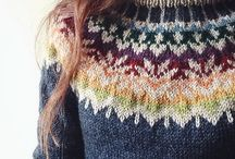 Knited sweaters
