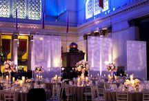 Wedding Theme: Dramatic Winter Elegance