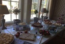 Afternoon Tea Villa Fridhem