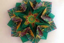 Mandala & Teabag folding