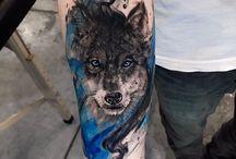 tatuaże<3