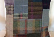 tweed quilting