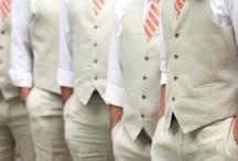 Hudson Wedding {The Groomsmen}