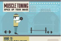 Infographics / Social media infographics  / by Sarah Booker-Lewis