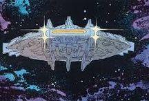 Round Spaceships!