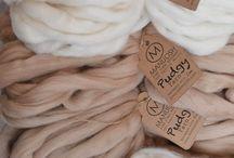 arm knitting (merino)