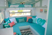 For My Baby Caravan <3 / Ideas to renovate or touch up my caravan