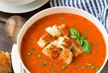 Soups / by Tracy Petkovsek