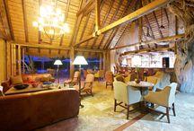 Kapama River Lodge / Images of Kapama River Lodge situated on the Kapama Private Game Reserve.