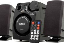 Intex IT-880 U OS 2.1 Speaker (With Remote & USB Port)