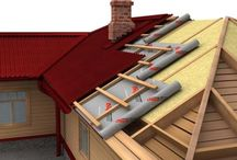 Roofing and house