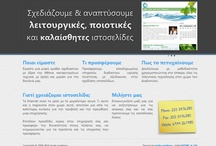 Web Design / Websites made by me