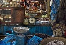 Vintage Market Ideas