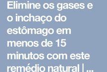 elimine gases