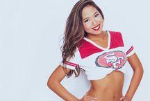 Gold Rush Cheerleaders / Meet the official San Francisco 49ers Gold Rush Cheerleaders!