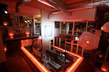 Fetish Lounge / Fetish Lounge: This flagship venue is aimed at attracting Durban's elite, trendy and mature patrons to an area that is set to rival the V&A Waterfront: http://www.thebridalcode.com/Wedding-Company/Fetish-Lounge.shtml