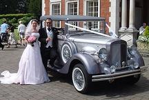 wedding cars / wedding cars / by ChasingAsphalt
