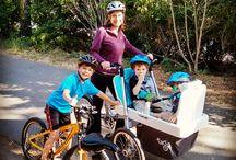 CAMPAGNA SICUREZZA IN BICICLETTA by TAGA / Una campagna di sensibilizzazione sulla sicurezza in bici. by TAGA
