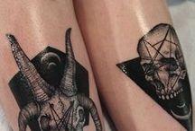 Tattoos and tattoo designs I like